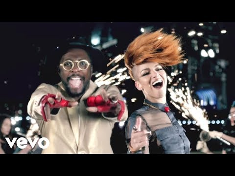will.i.am This Is Love ft. Eva Simons Official Music Video