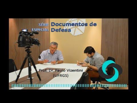 Xxx Mp4 Série Especial Documentos De Defesa Entrevista Prof Paulo Vizentini UFRGS 3gp Sex