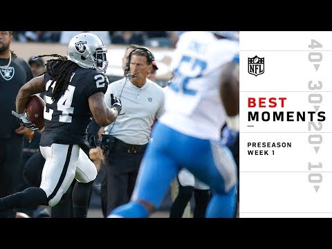 Best Moments of Preseason Wk 1 | NFL 2018 Highlights