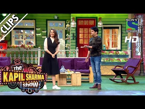 Kapil welcomes Sonakshi Sinha to the show-The Kapil Sharma Show-Episode 38 -28th August 2016