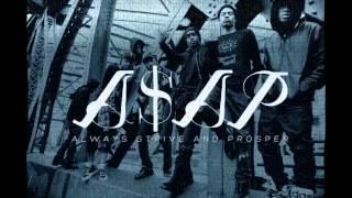 ASAP Mob- Hella Hoes (Ft. ASAP Ferg, ASAP Nast, ASAP Twelvy, & ASAP Rocky)
