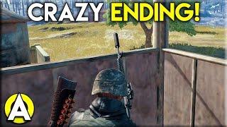 CRAZY ENDING! - PLAYERUNKNOWN'S BATTLEGROUNDS (Duo)