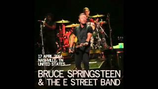 Bruce Springsteen - Nashville, TN (Full Show) - Soundboard (2014)