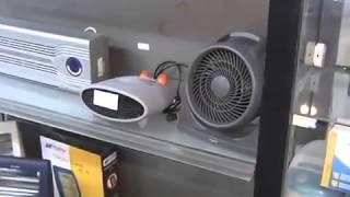 5998 economics Canal 10 Tras los primeros fríos, se incrementa la venta de estufas