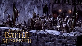 LOTR: Battle for Middle Earth - Classic Edition Mod - Battle of Helm