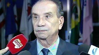 Aloysio diz que STF deve se reunir o mais rápido para decidir sobre afastamento de Renan