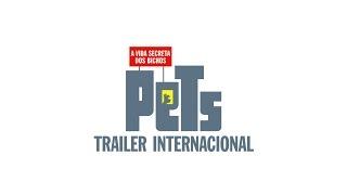 Pets - A Vida Secreta dos Bichos - Trailer Oficial