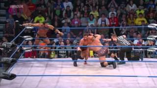 TNA Impact 04/26/13 Part 2/2 HQ