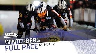 Winterberg | BMW IBSF World Cup 2017/2018 - 4-Man Bobsleigh Heat 2 | IBSF Official