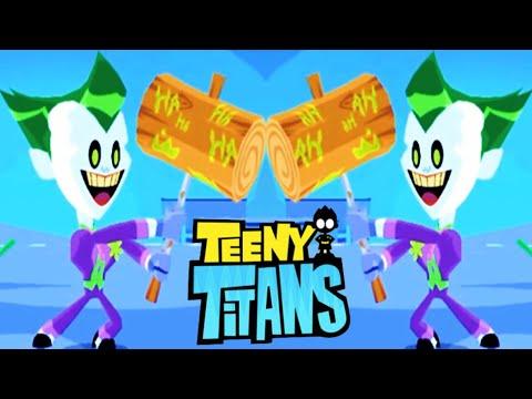 Teen Titans Go Game Full Episode