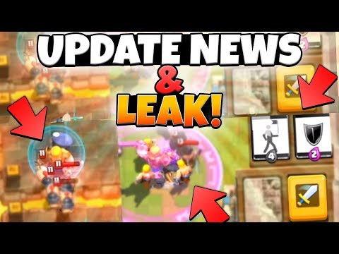 Xxx Mp4 NEXT UPDATE NEWS NEW HERO LEAKS Clash Royale MY CRAZIEST WAR MATCH EVER 3gp Sex