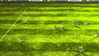 FIFA 14 iPhone/iPad - Arsenal vs. Norwich City