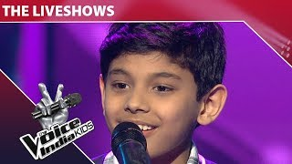 Ishaan Tangirala | Performs On I love You | The Voice India Kids | Episode 18