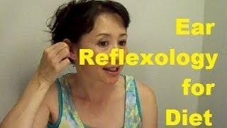 Ear reflexology for diet - Massage Monday #179