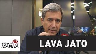 Atacavam a Lava Jato para manter a estrutura corrupta   Marco Antonio Villa