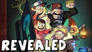 Gravity Falls: Graphic Novel REVEALED! - #PuzzlingPines
