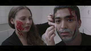 شاهد مغربي يحتفل Halloween مع ألمانيات |Badr Chabih
