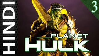 Planet Hulk Episode 3 | Marvel Comics in Hindi
