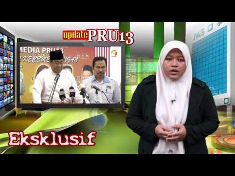 Update PRU13 Eksklusif Penerbangan Bawa Pengundi Sabah ke Selangor