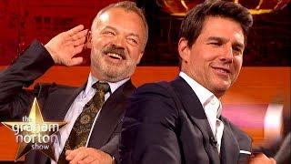 Tom Cruise Dances with Zac Efron!   The Graham Norton Show