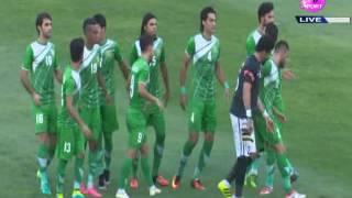 الطلبة 1 - 1 الشرطة (مباراة الذهاب كاملة) الدوري العراقي الممتاز - مباراة افتتاح الدوري في 15 9 2016
