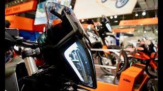 KTM 790 Adventure (R) - představení novinky