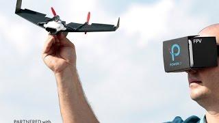 طائرات ورقية مزودة بكاميرا والتحكم بها عبر الهاتف الذكي