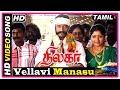 Thilagar Tamil Movie   Songs   Title Credits   Vellavi Manasu song   Kishore   Kannan