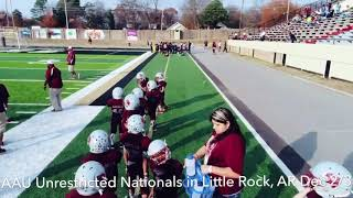 2017 AAU Unrestricted Nationals in Little Rock, AR