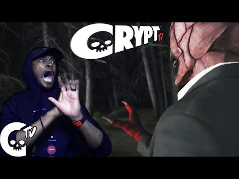 MOVIE NIGHT 15 CRYPT TV LOOK SEE Season 2 REACTION
