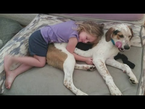 Deaf Albuquerque girl uses sign language to communicate with pet dog