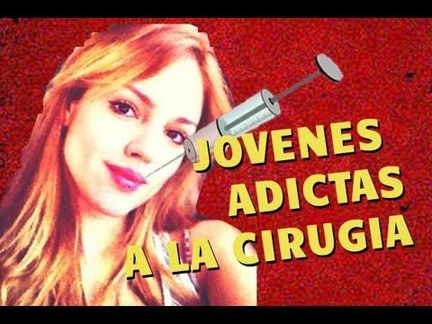 Jóvenes famosas y adictas a la cirugía plástica SuperLatina – Gaby Natale