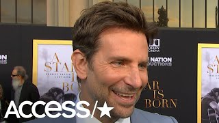 Bradley Cooper Reveals Irina Shayk & His Family Were 'Utterly Supportive' Of His Role In 'A Star Is