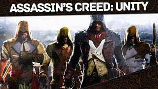 Rap do Assassin's Creed: Unity