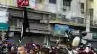 Ashura blast 2010 in Karachi Pakistan