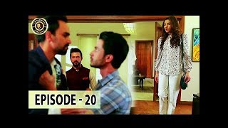 Badnaam Episode 20 - 31st Dec 2017 - Sanam Chudary & Ali Kazmi - Top Pakistani Drama