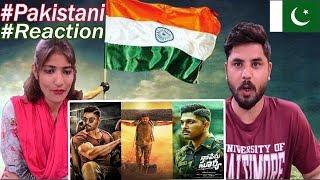 Pakistani Reacts To | Naa Peru Surya Naa Illu India Theatrical Trailer || Allu Arjun, Anu Emmanuel