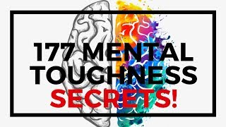 177 Mental Toughness Secrets of the World Class Summary