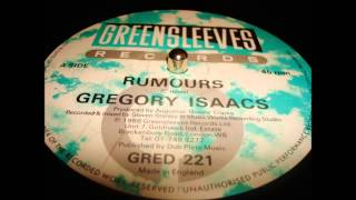 "Gregory Isaacs ""Rumours"""