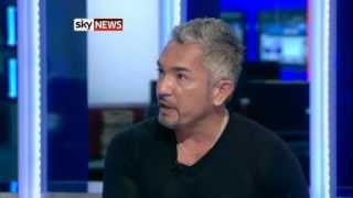 Cesar Millan, Dog Whisperer, Rejects Cruelty Claims