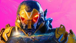 Anthem Origin Premier Access PC Gameplay Live