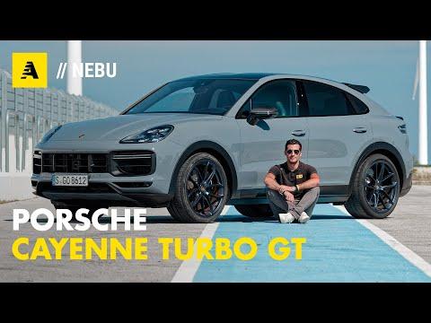 Porsche Cayenne Turbo GT La regina delle HYPER SUV tarata da pista con 640CV e 3 3s nello 0 100