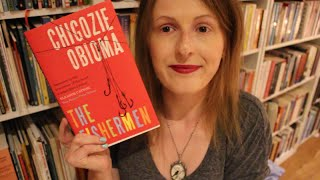 The Fishermen by Chigozie Obioma | #ManBookerVloggers