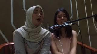 Heal the world (cover by Raras Ocvi & Ria Zipie)