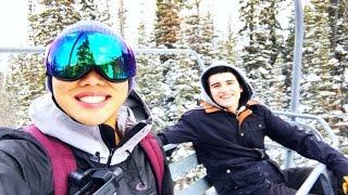 WE GOT STUCK ON THE MOUNTAIN!!!