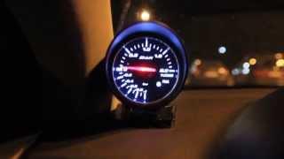 Montaż wskaźnika doładowania Defi Boost/ How to install boost gauge