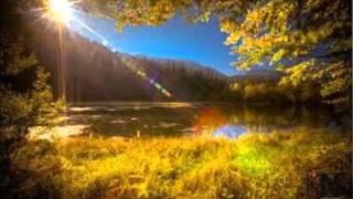 Autumn on a White Lake