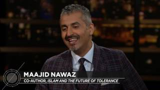 Suing Trump, Online Extremism, Climate, Stocks | Overtime with Bill Maher (HBO)