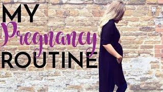 My PREGNANCY Routine! | Fleur De Force