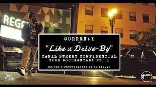 Curren$y - Canal Street Confidential Tour Documentary (Part One)